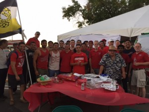 ZK Alumni Chapter 2017 Homecoming Tailgate @ Bulldog Stadium | Fresno | California | United States